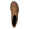 Damen-Knöchelschuhe bata, Braun, 696-4606 - 19