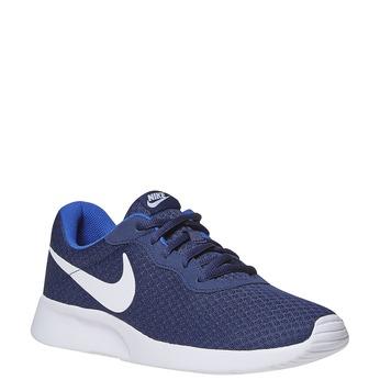 Sportliche Herren-Sneakers nike, Blau, 809-9557 - 13