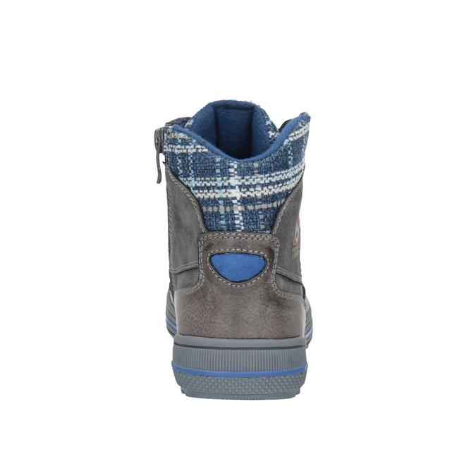 Knöchelschuhe für Kinder mini-b, Grau, 491-2651 - 17