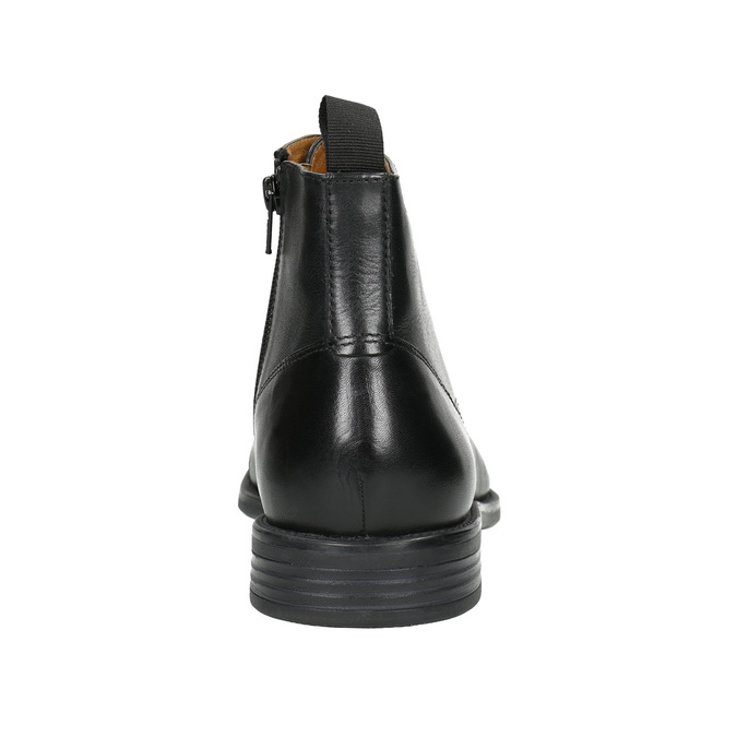 Knöchelschuhe aus Leder vagabond, Schwarz, 894-6001 - 17