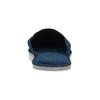 Herren-Hausschuhe bata, Blau, 879-9609 - 15