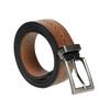 Herrengürtel aus Leder bata, Braun, 954-3101 - 13