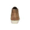 Knöchelhohe Damen-Sneakers bata, Braun, 594-8659 - 17