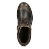 Herren-Knöchelschuhe aus Leder weinbrenner, Braun, 896-4110 - 19