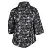 Gesteppte Damenjacke mit Blumenmuster bata, Schwarz, 979-6316 - 26