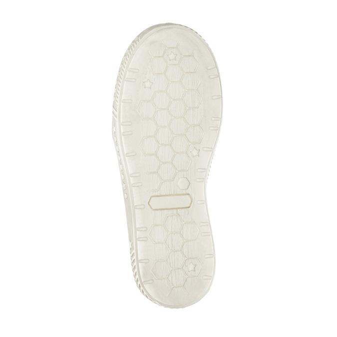 Kinder-Sneakers mit Klettverschluss mini-b, Grau, 411-2604 - 26