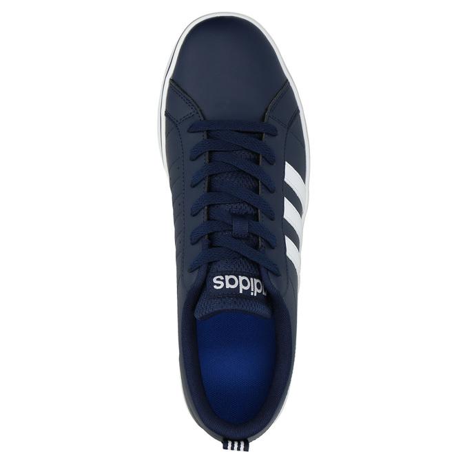 Legere Herren-Sneakers adidas, Blau, 801-9136 - 19