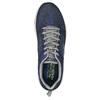 Herren-Sneakers mit Memory-Schaum skechers, Blau, 809-9141 - 19