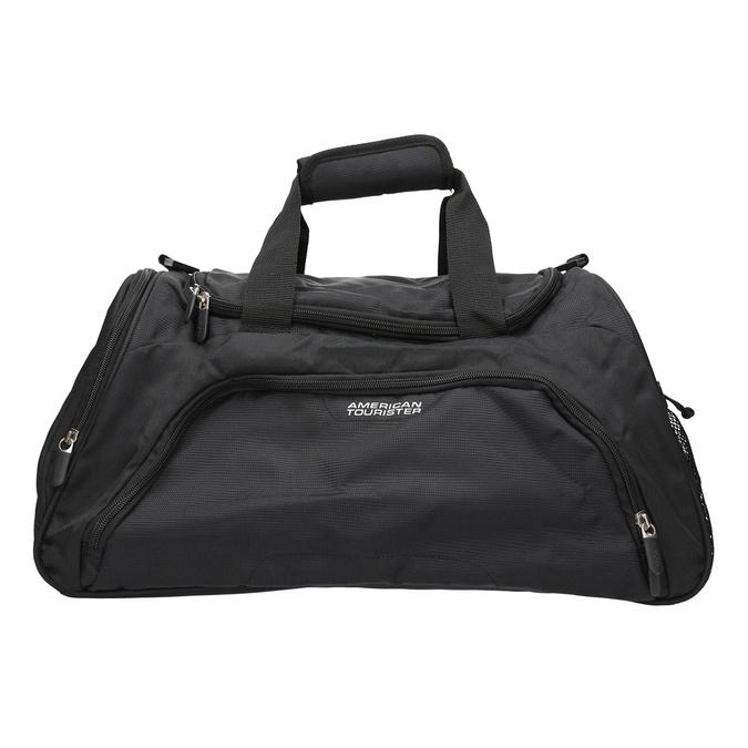 Schwarze Reisetasche, Schwarz, 969-6164 - 19