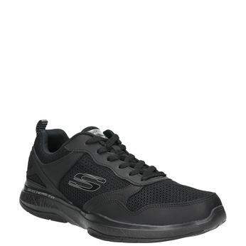 Herren-Sneakers mit Memory-Schaum skechers, Schwarz, 809-6141 - 13