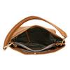 Lederhandtasche mit abnehmbarem Henkel vagabond, Beige, 964-8051 - 15