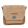 Crossbody-Damenhandtasche aus Leder fredsbruder, Braun, 963-8032 - 19