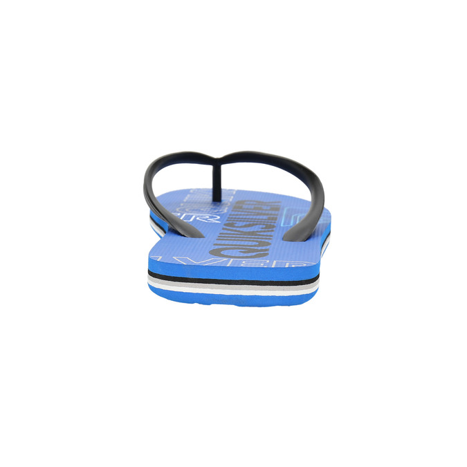 Blaue Herren-Flipflops quiksilver, Blau, 871-9030 - 17