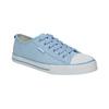 Blaue Damen-Sneakers north-star, Blau, 589-9443 - 13