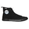 Schwarze, knöchelhohe Sneakers tomy-takkies, Schwarz, 589-6173 - 15