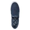 Damen-Slip-Ons aus Denim north-star, Blau, 589-9440 - 19