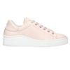 Damen-Sneakers aus Leder bata, Rosa, 526-5641 - 26