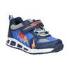 Knaben-Sneakers mit Print mini-b, Blau, 211-9183 - 13