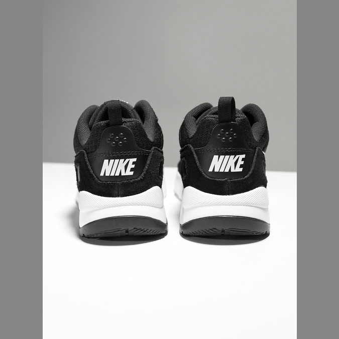 Damen-Sneakers mit markanter Sohle nike, Schwarz, 509-1160 - 18
