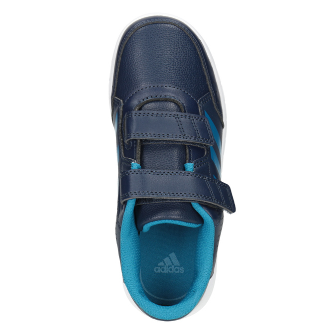 Blaue Kinder-Sneakers adidas, Blau, 301-9197 - 15