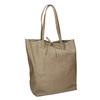 Damen-Lederhandtasche mit Schleife bata, Braun, 964-2122 - 13