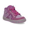 Mädchen-Sneakers aus Leder bubblegummer, Rosa, 123-5601 - 13