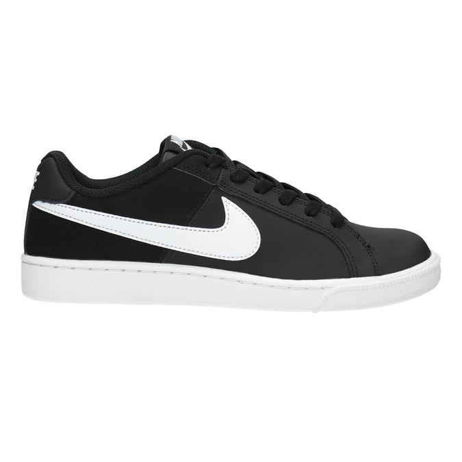 Schwarze Damen-Sneakers nike, Schwarz, 501-6164 - 26