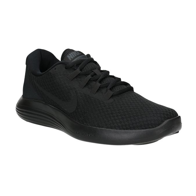Schwarze Herren-Sneakers nike, Schwarz, 809-6290 - 13