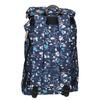 Rucksack mit farbenfrohem Muster, Blau, 969-9076 - 16