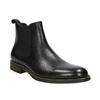 Chelsea Boots aus Leder bata, Schwarz, 894-6400 - 13
