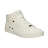 Knöchelhohe Herren-Sneakers north-star, Weiss, 841-1609 - 13