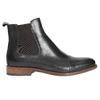 Damen-Chelsea-Boots aus Leder bata, Blau, 594-9636 - 26