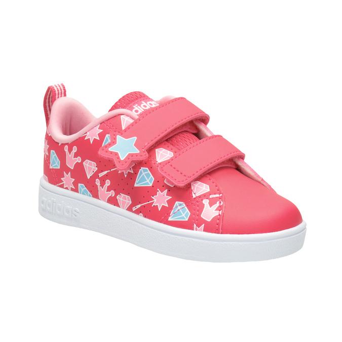 Mädchen-Sneakers mit Print adidas, Rosa, 101-5533 - 13