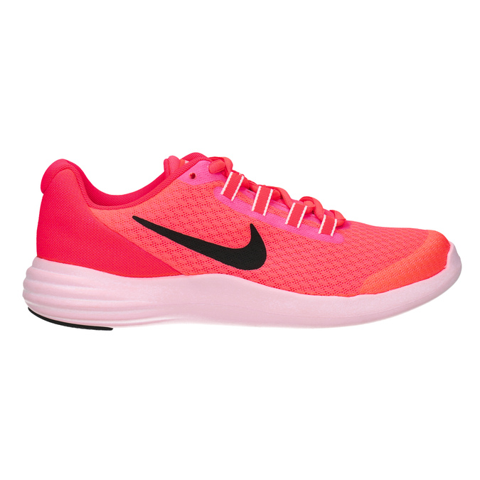 Rosa Mädchen-Sneakers nike, Rosa, 409-5290 - 26