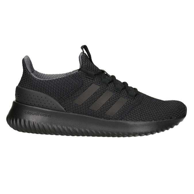 Schwarze Herren-Sneakers adidas, Schwarz, 809-6204 - 26