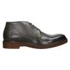 Chukka Boots aus Leder bata, Grau, 826-3919 - 26