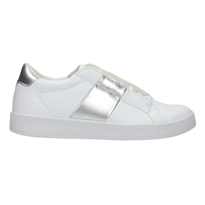 Weisse Damen-Sneakers atletico, Weiss, 501-1171 - 26