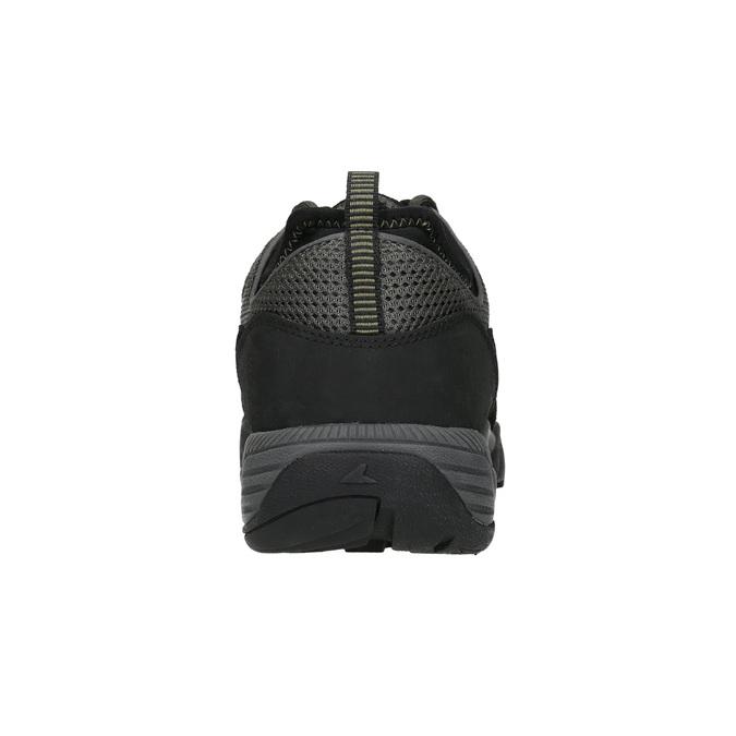 Herren-Sneakers im Outdoor-Stil power, Grau, 803-2230 - 16