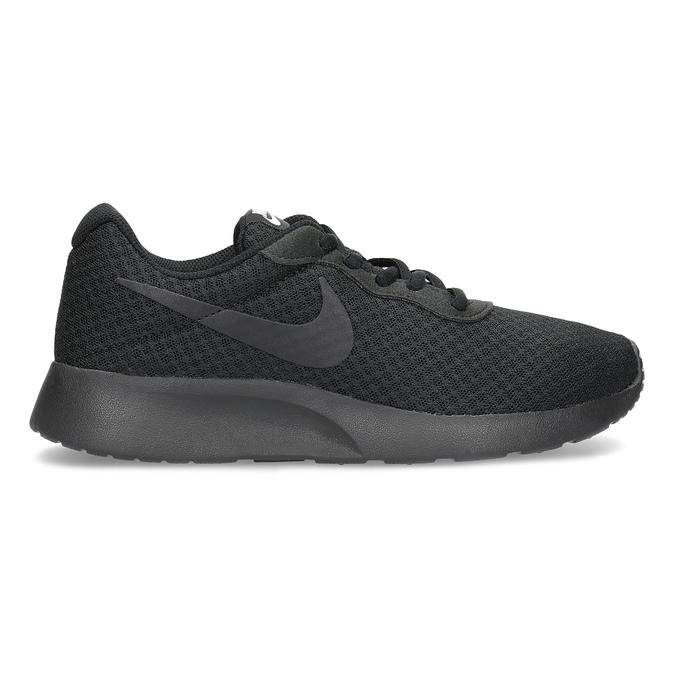 Schwarze Damen-Sneakers, Schwarz, 509-0157 - 19