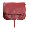 Rote Crossbody-Handtasche bata, Rot, 961-5161 - 26