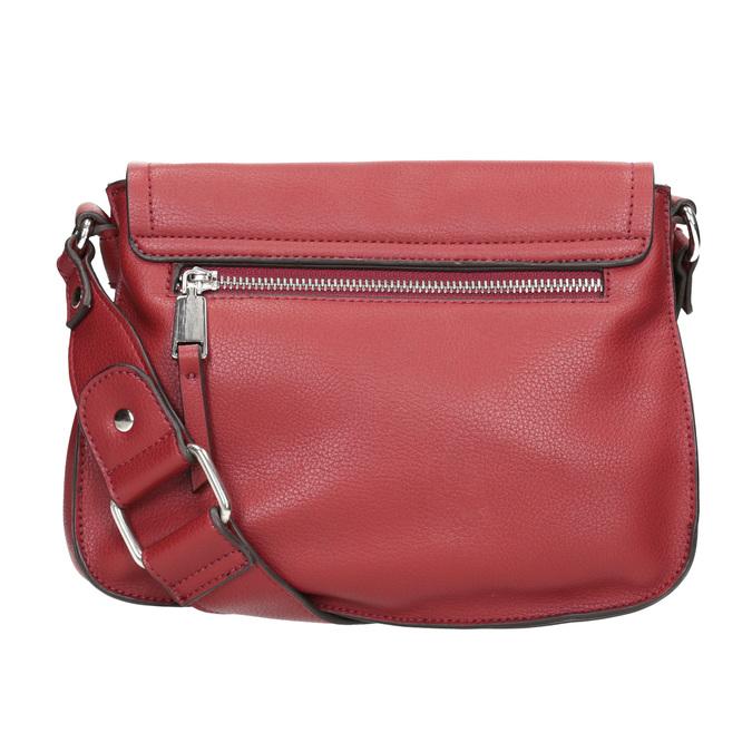 Rote Crossbody-Handtasche bata, Rot, 961-5161 - 16
