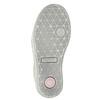 Knöchelhohe Kinder-Sneakers aus Leder mini-b, Rosa, 223-5170 - 19