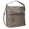 Damen-Hobo-Handtasche aus Leder mit Gurt gabor-bags, Gelb, 961-8029 - 13