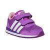 Lila Kinder-Sneakers adidas, Violett, 109-5157 - 13