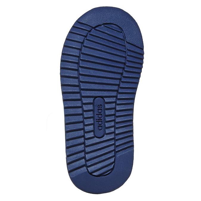 Kinder-Sneakers mit Klettverschluss adidas, Blau, 109-9157 - 26