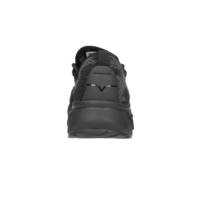 Herren-Sneakers diesel, Schwarz, 809-6602 - 16