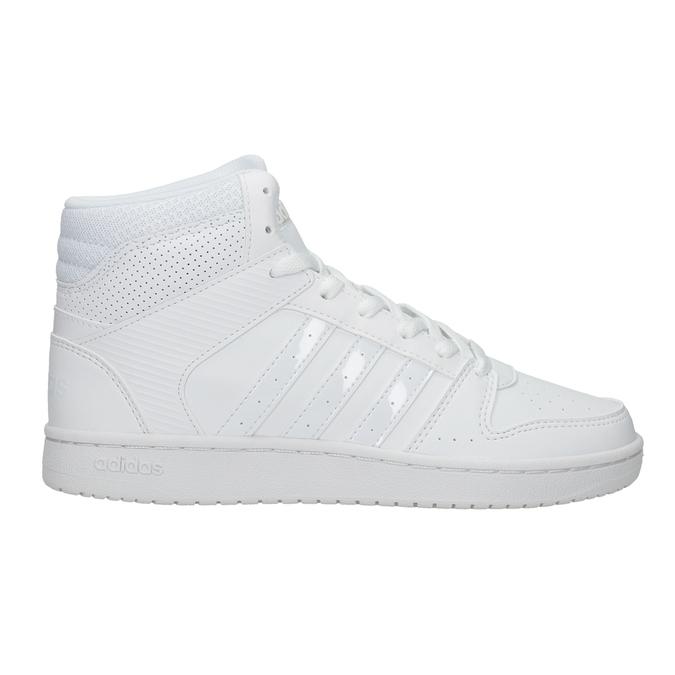 Weisse, knöchelhohe Sneakers adidas, Weiss, 501-1212 - 26