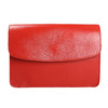 Rote Lederhandtasche vagabond, Rot, 964-5086 - 17