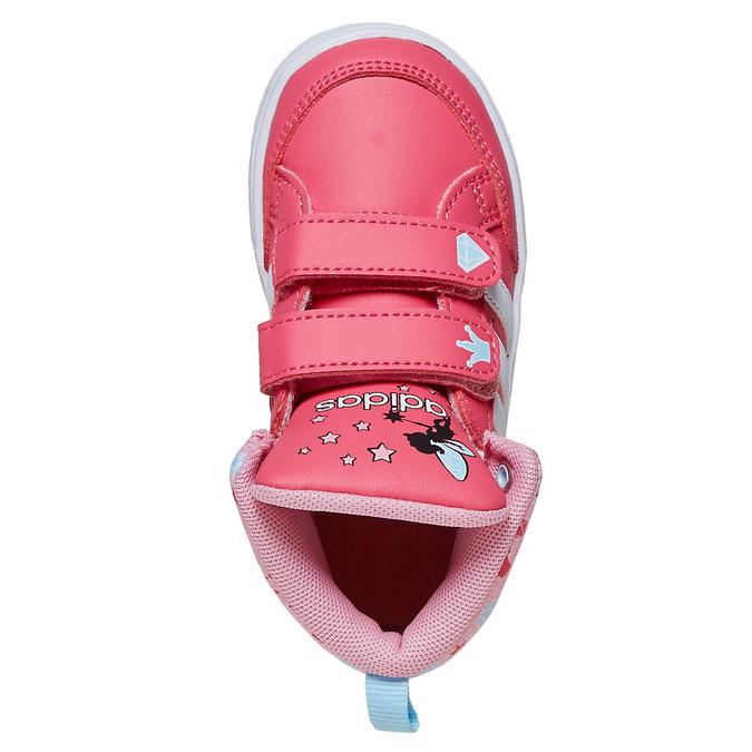 Knöchelhohe Mädchen-Sneakers adidas, Rosa, 101-5292 - 19