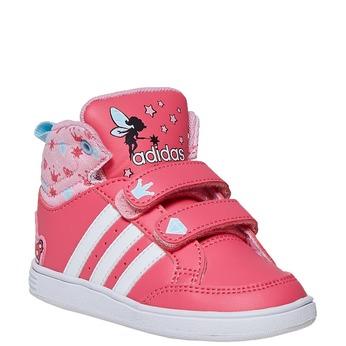 Knöchelhohe Mädchen-Sneakers adidas, Rosa, 101-5292 - 13